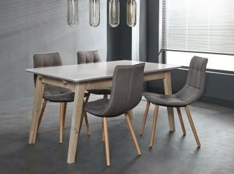 [Webshop] Uitschuifbare Eettafel Geri 160 tot 240cm