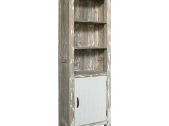 [Webshop] Boekenkast Milano met 1 deur - Gratis bezorging!