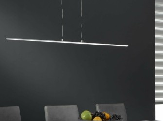 [Webshop] Hanglamp Glory, recht LED - Gratis bezorging!