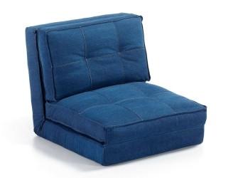 [Webshop] LaForma Slaapstoel Zip, jeans-blauw