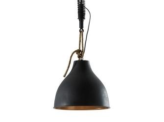 [Webshop] LaForma Industriële hanglamp Sadie zwart