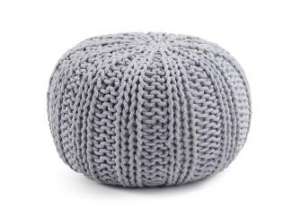 [Webshop] LaForma Poef Xampa, kleur grijs