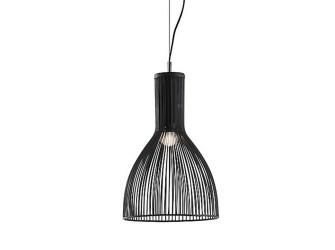 [Webshop] LaForma Hanglamp Elch zwart - Gratis bezorging!