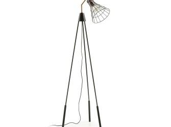 [Webshop] LaForma Vloerlamp CASSIA, kleur koper