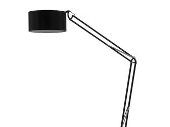 [Webshop] LaForma Vloerlamp SENTA, kleur zwart