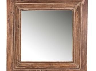 [Webshop] Woood Spiegel Square 60 x 60cm - Gratis bezorging…