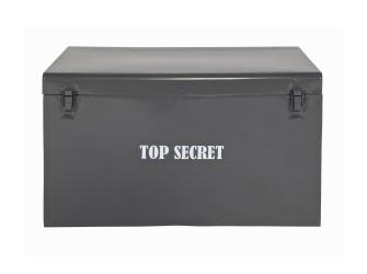 [Webshop] Woood Opbergkist Top Secret - Gratis bezorging!