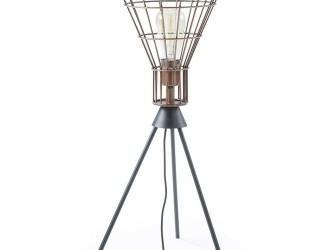 [Webshop] LaForma Tafellamp CASSIA, kleur koper