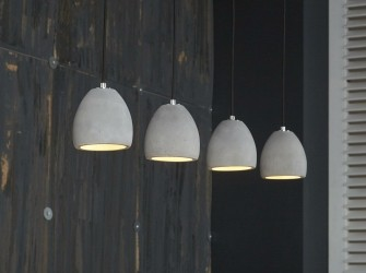 [Webshop] Hanglamp Terrilyn beton, 4-lamps