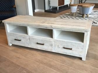 [Webshop] LaForma Tv-meubel Hycks met 3 laden (Showroommode…