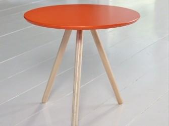 [Webshop] Bijzettafel Domitila, Ø 50 cm in 7 kleuren