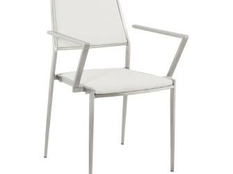 [Webshop] Kokoon Design stoel met armleuning Vendome in 2 k…