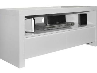 [Webshop] TV-meubel Bud, kleur hoogglans wit