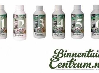 Bioquant 1 t/m 6 tegen spint, schimmel en meeldauw