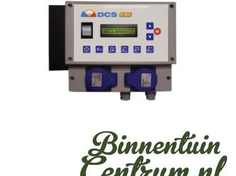Climate controller DCS-E8A