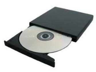 Externe USB CD-ROM Speler 1cm - Gratis Bezorgd!