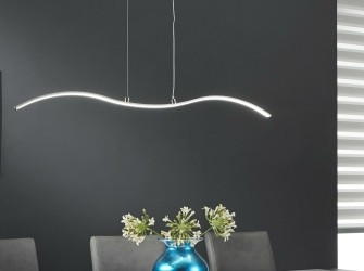 [Webshop] Hanglamp Blake, wave LED - Gratis bezorging!