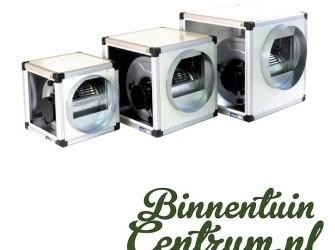 Afzuiger Ventilator Lemmens box