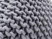 [Webshop] LaForma Poef Weston, kleur grijs