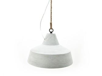 [Webshop] By-Boo Hanglamp Concrete rope - Gratis bezorging!