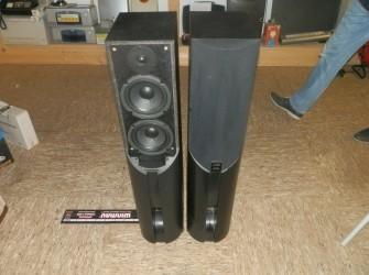JVC SX-F7 3 weg speakers Pandjeshuis Harlingen