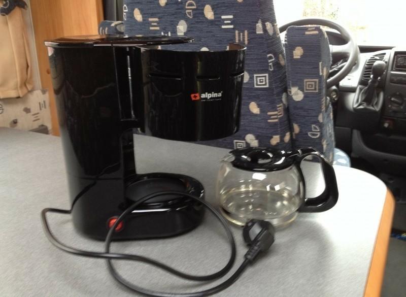 Alpina koffiezetter