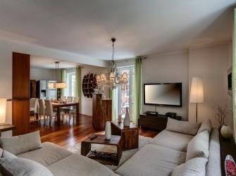 Luxus-Wohnung in Amsterdam - ideal gelegen