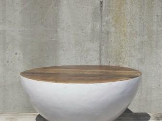[Webshop] By-Boo Salontafel Bowl large in 3 kleuren