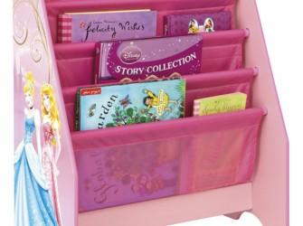 Disney Princess Houten Boekenrek   Opberg systeem