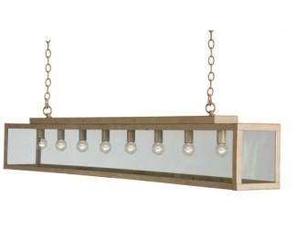 [Webshop] Linea Verdace Hanglamp Zenia 8-lamps in 2 kleuren