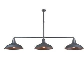 [Webshop] Linea Verdace Hanglamp Industrie 3-lamps, kleur l…
