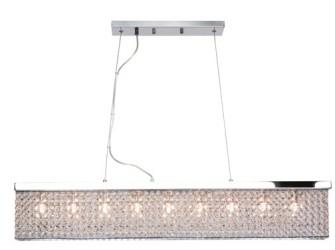 [Webshop] Linea Verdace Hanglamp Treasure 100 x 10cm, met K…