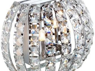 [Webshop] Linea Verdace Wandlamp Crystal Science