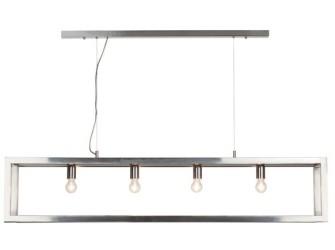 [Webshop] Linea Verdace Hanglamp Open 4-lamps