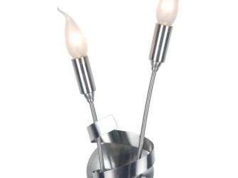 [Webshop] Linea Verdace Wandlamp Tagliatelle Nikkel
