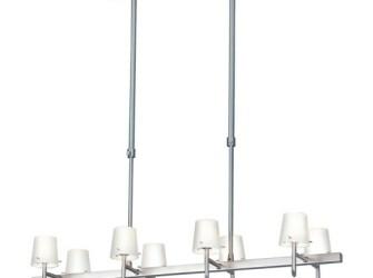 [Webshop] Linea Verdace Hanglamp Danish 8-lamps in 2 kleure…