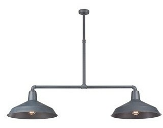 [Webshop] Linea Verdace Hanglamp Industrie 2-lamps in 2 kle…