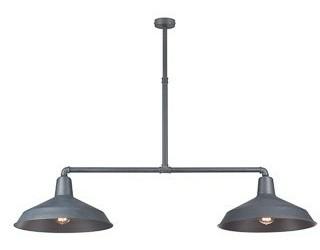 [Webshop] Linea Verdace Hanglamp Industrie 2-lamps in 2 kle…