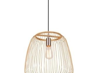 [Webshop] Linea Verdace Hanglamp Merta, Wood1