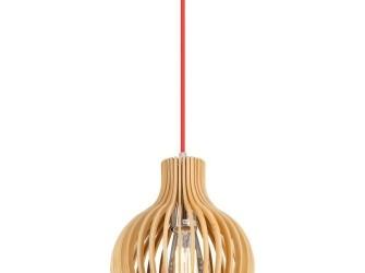 [Webshop] Linea Verdace Hanglamp Merta, Wood2