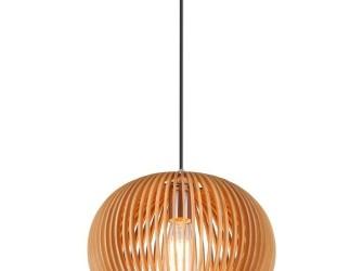 [Webshop] Linea Verdace Hanglamp Merta, Wood4
