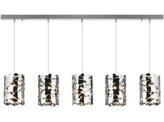 [Webshop] Linea Verdace Hanglamp Lightcloud 5-lamps