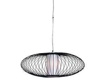 [Webshop] Linea Verdace Hanglamp Firefly, kleur zwart in 2…