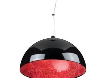 [Webshop] Linea Verdace Hanglamp Cupula Mirror, kleur zwart…