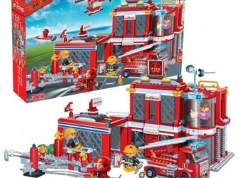 BanBao Brandweerkazerne