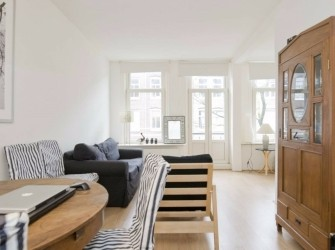 Appartement in Oud West Amsterdam