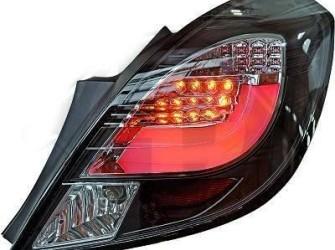 Opel Corsa D Achterlichten lightbar style