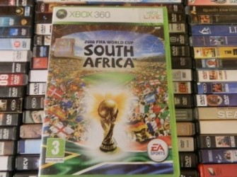 Xbox 360 Fifa Worldcup South Afrika