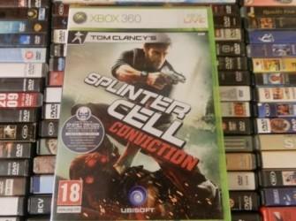 Xbox 360 SplinterCell Conviction