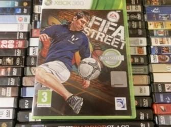 Xbox 360 Fifa Streets